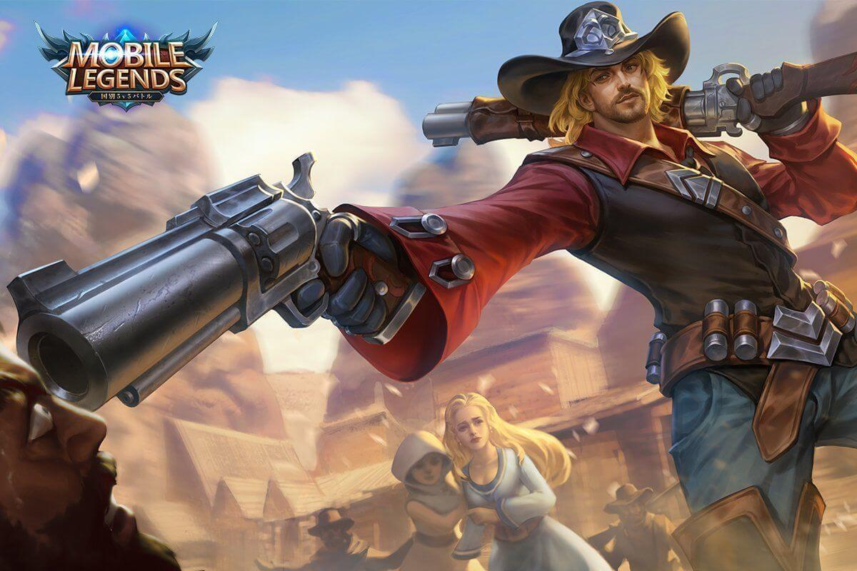 Clint Savage By Top 1 Global Mobile Legends