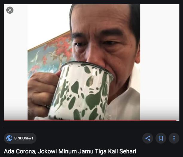 Disinyalir Penangkal Korona, Presiden Jokowi Ingin Hidupkan Kembali Rempah-Rempah