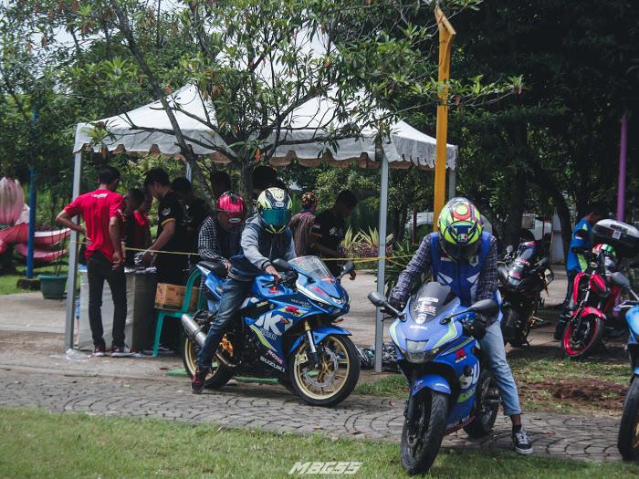[FR] Anniversary GSX Club Indonesia Reg. Jawa Tengah Dan GSX Club Chap. Purwokerto