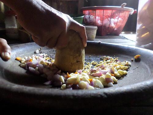 [COC Regional : Makanan] Idul Fitri Kurang Lengkap Tanpa Topak Ladeh