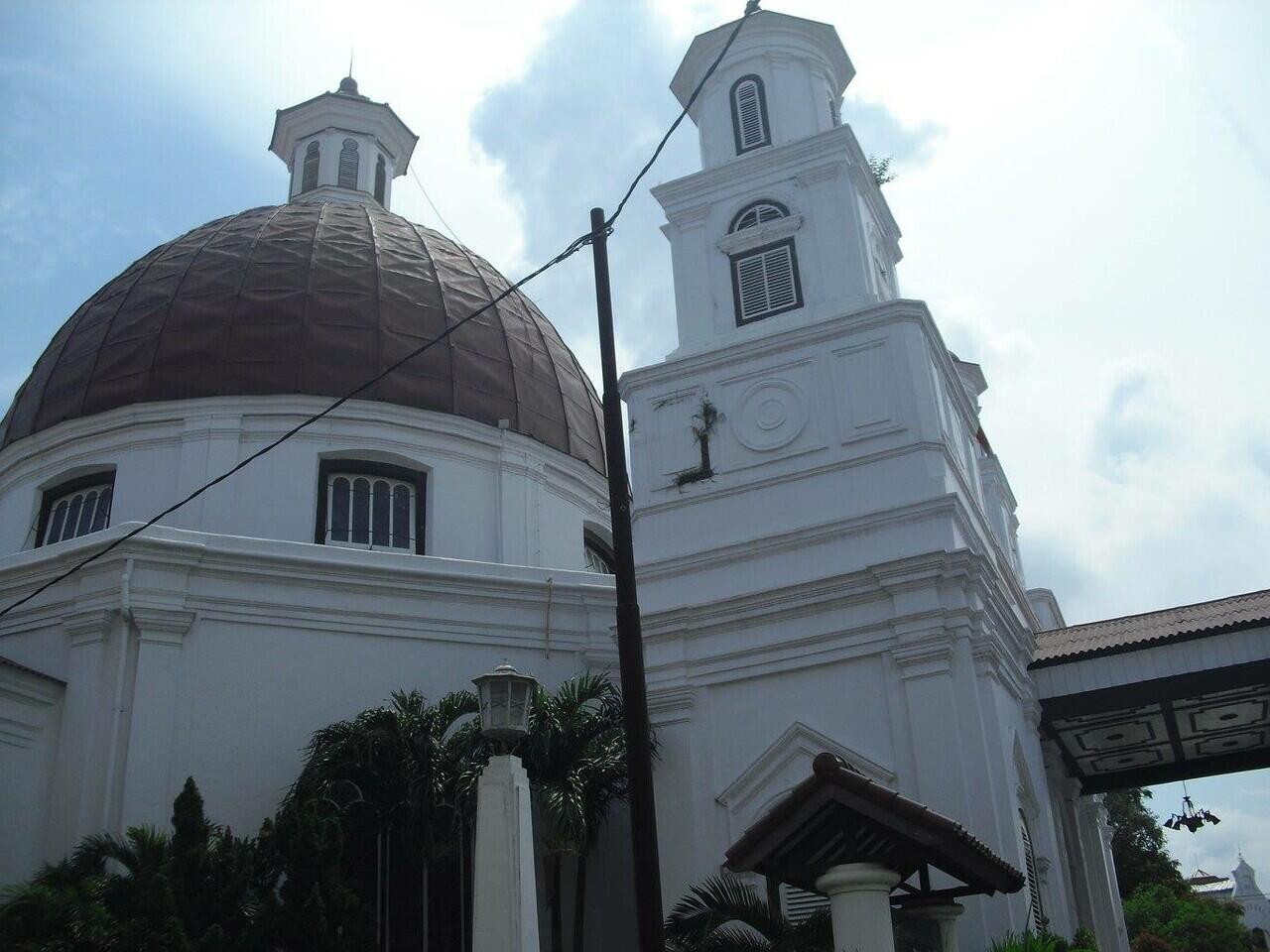 Diserang Ketakutan di Semarang