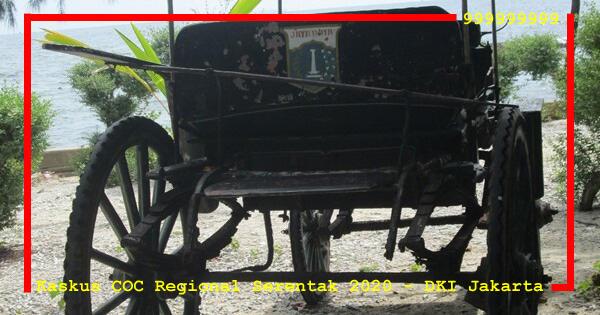 [COC Regional: Lokasi Wisata] Jejak Peninggalan Belanda di Pulau Bidadari dan Sekitar