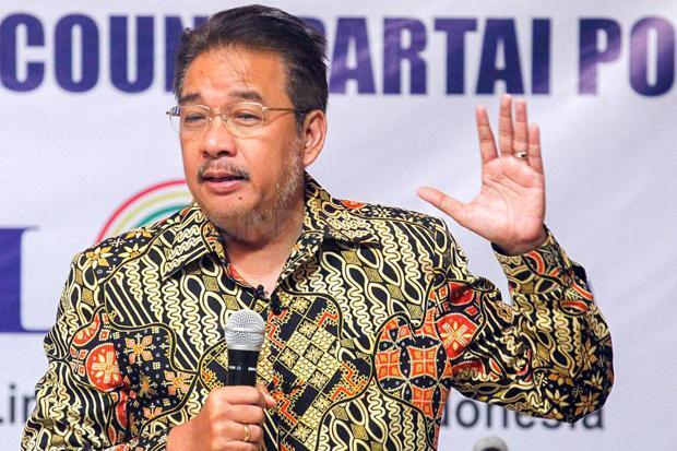 Denny JA Raih Penghargaan Sastra Tingkat ASEAN dari Malaysia