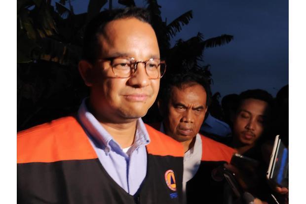 Anies Sebut Hampir Seluruh Kecamatan di Jakarta Terdampak Corona