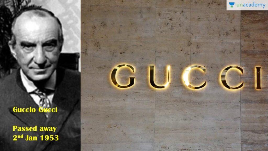 Berawal dari Penjaga Lift, Guccio Gucci Ciptakan Produk Fesyen Terelit di Dunia