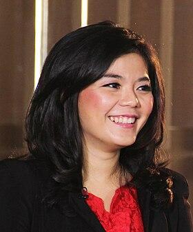"Sang Motivator Andalan, Wanita Sejuta Dolar "" Merry Riana"""