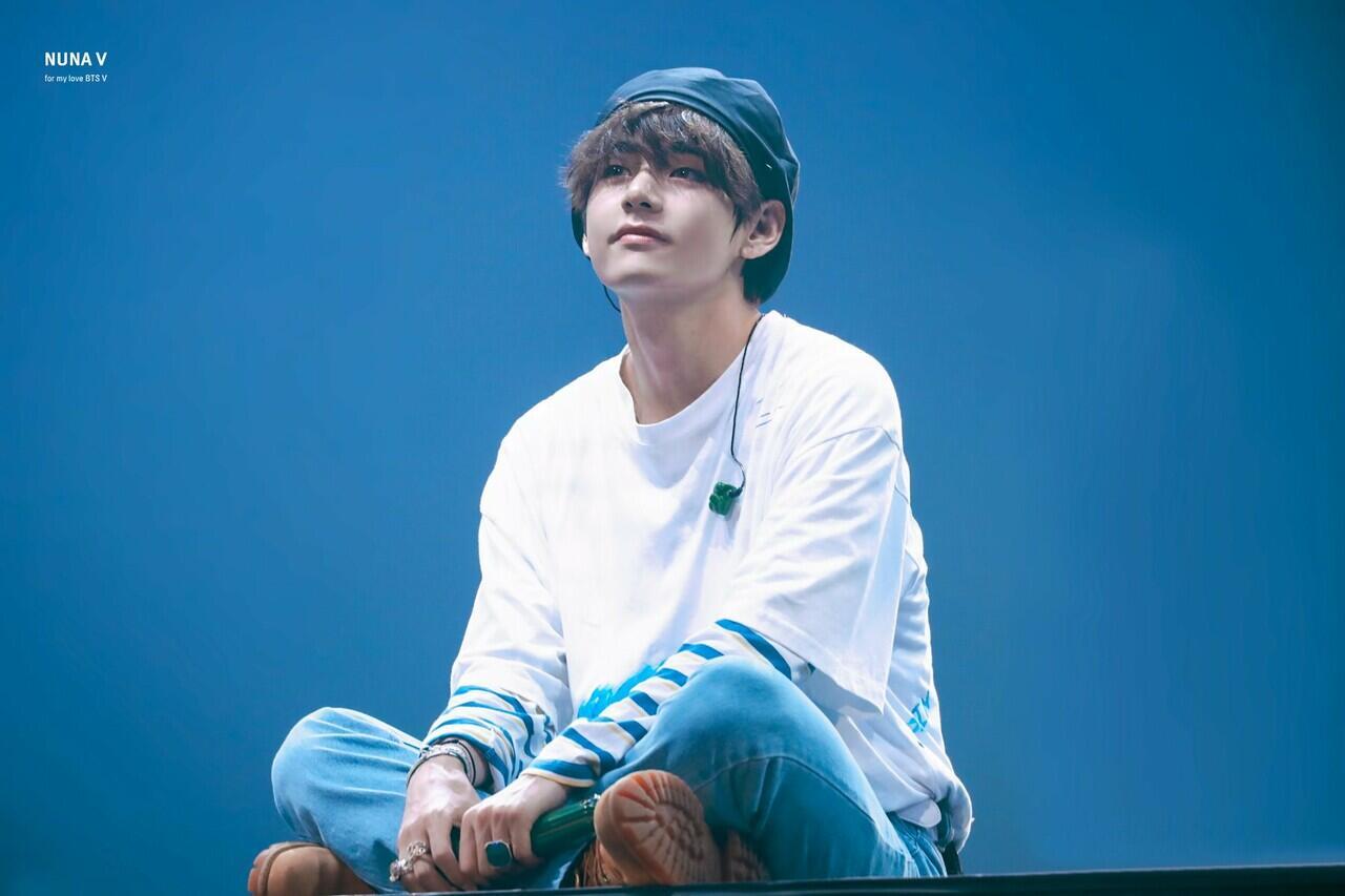 OST Itaewon Class yang Dinyanyikan V 'BTS' akan Rilis Hari Ini