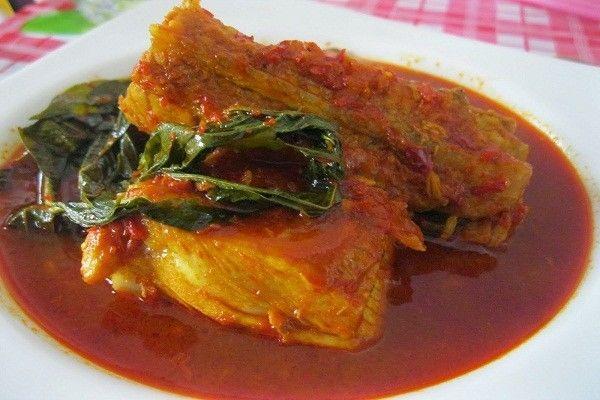 [ COC Regional : Makanan Tradisional ] Bagar Hiu, Makanan Khas Bengkulu