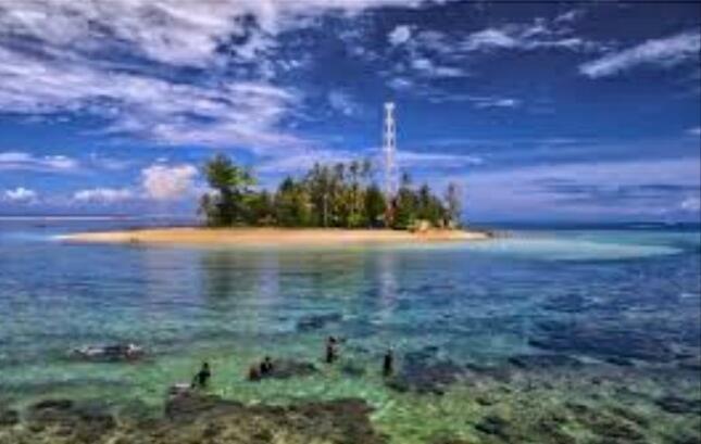 [ COC Regional : Lokasi Wisata ] Pulau Tikus , Keindahan Wisata Bahari Kota Bengkulu.