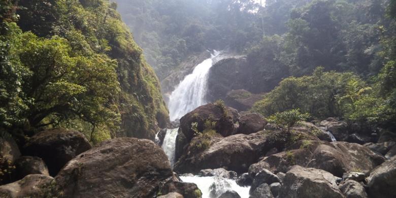 [ COC Regional : Lokasi Wisata ] Air Terjun Paliak Yang Menantang