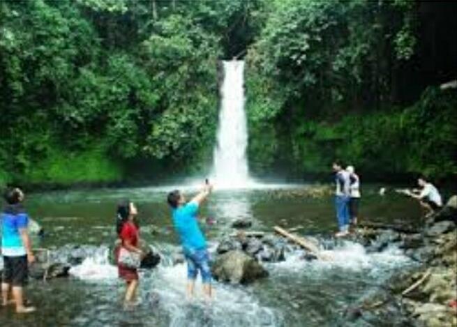 [ COC Regional : Lokasi Wisata ] Objek Wisata Air Terjun Daspetah Kepahyang