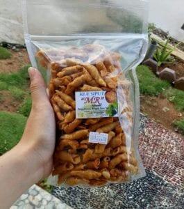 [ COC Regional : Makanan Tradisional ] Kue Siput Bengkulu Wajib Jadi Oleh Oleh