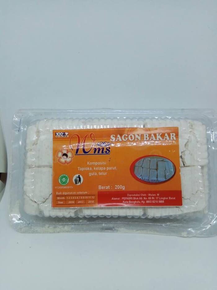 [ COC Regional : Makanan Tradisional ] Kue Sagon / Kue Satu Oleh Oleh Khas Bengkulu