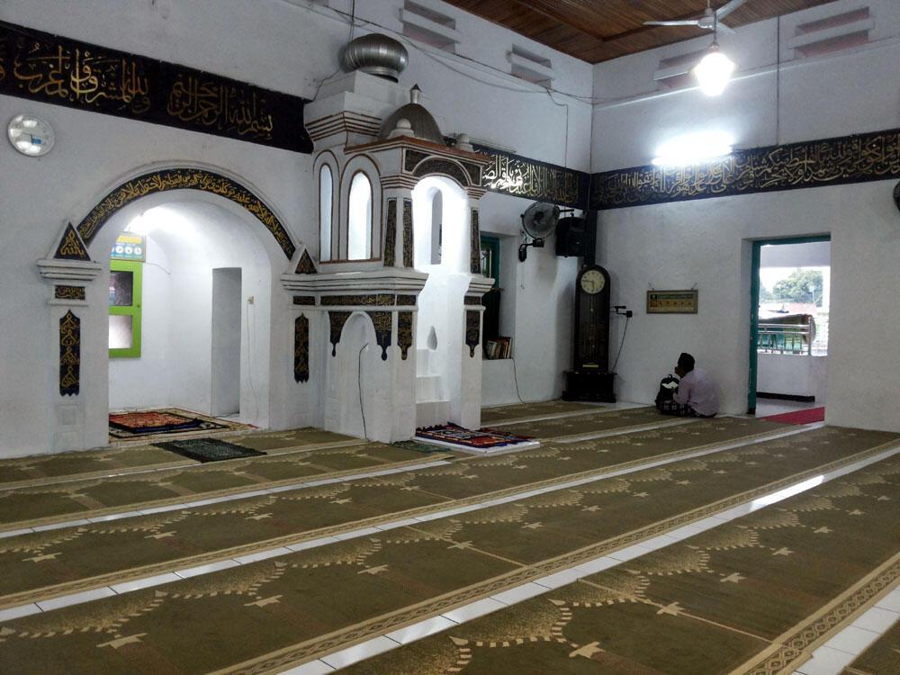 [ COC Regional : Lokasi Wisata ] Masjid Jamik Bengkulu, Berarsitekan Bung Karno