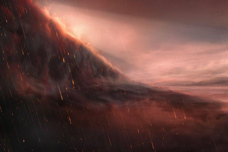 Exoplanet Raksasa ini Dihujani Logam Besi, Astronom Temukan Buktinya