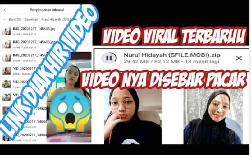 Video Tiktok Nurul Hidayah Jilboob Pamer Body Jadi Buruan Para Kaum Adam