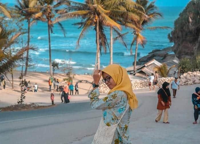 [COC Regional : Lokasi Wisata] Indahnya Banyutibo Beach