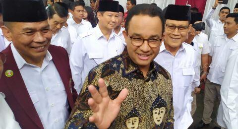 Anies Akui Virus Corona Sudah Menyebar ke Semua Kecamatan di Jakarta