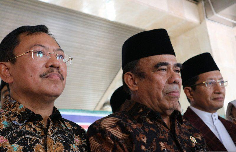Imam Besar Masjid Istiqlal: Covid-19 Bukan Azab
