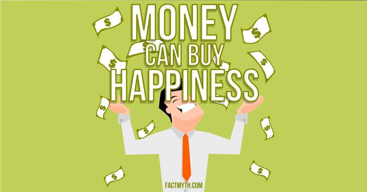 Percaya atau Tidak Uang Bisa Membeli Kebahagiaan