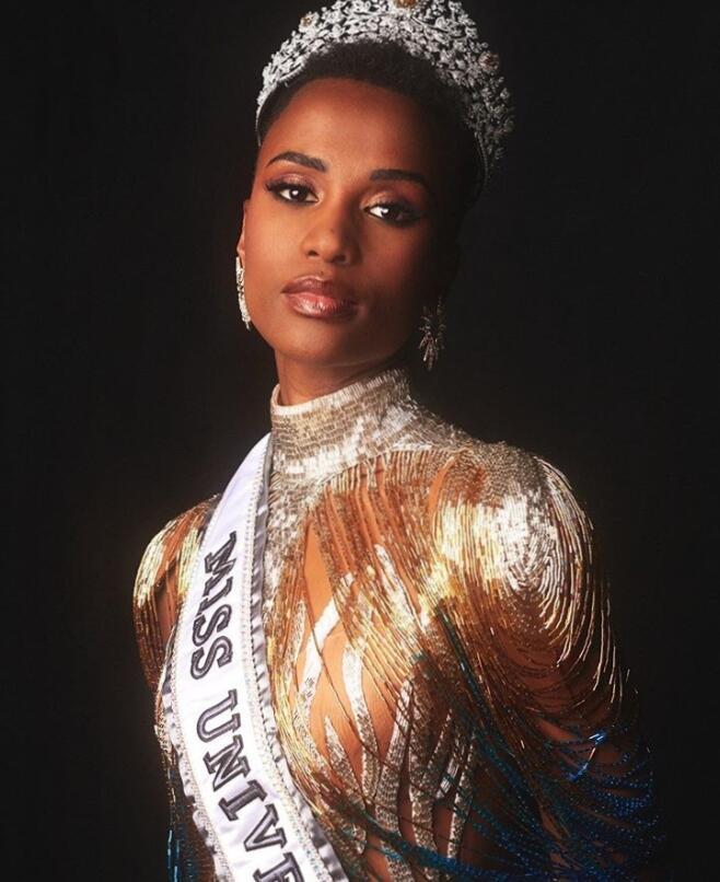 Ternyata Tak Harus Putih Untuk Menjadi Seorang Miss Universe