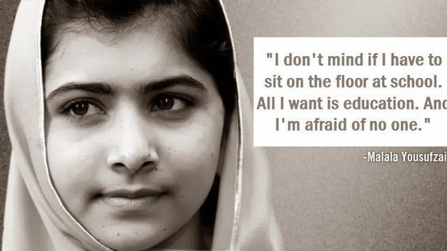 Wanita Inspiratif Pakistan Yang Memperjuangkan Pendidikan Wanita Sampai Ditembak.