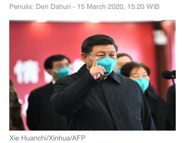 Pengusaha Properti Tiongkok Hilang Setelah Kritik Soal Covid-19
