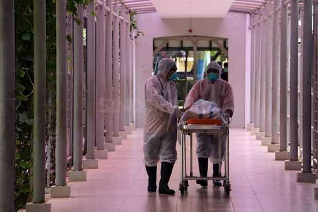 RS Soedono Rawat Istri Pasien Positif Corona yang Meninggal di Solo