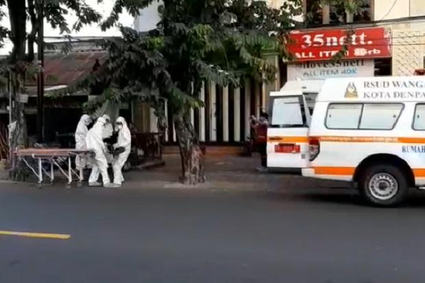 Geger, Bule Kejang Lalu Tewas di Pinggir Jalan Denpasar Bali