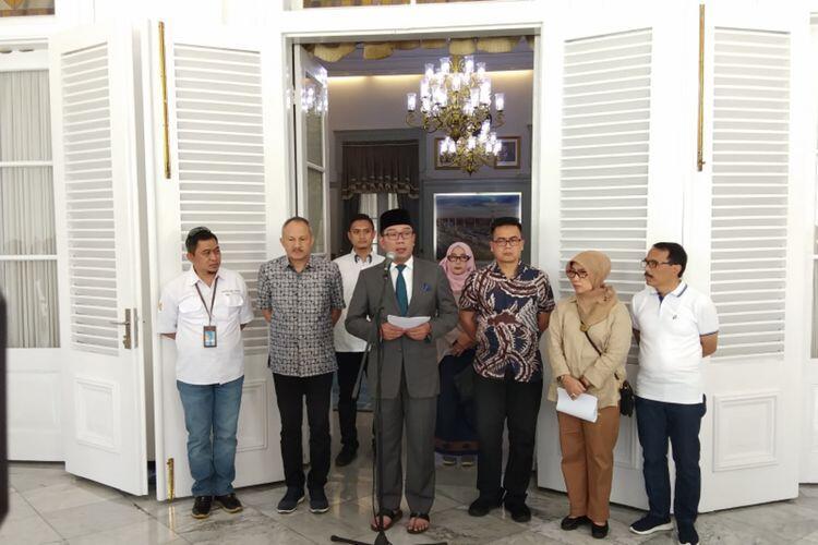Ridwan Kamil: 6 Warga Jawa Barat Terinfeksi Corona