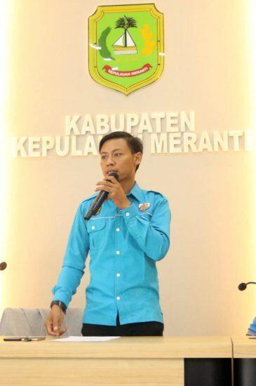 Ketua Terpilih DPD KNPI Meranti Percayakan Pihak Kepolisian
