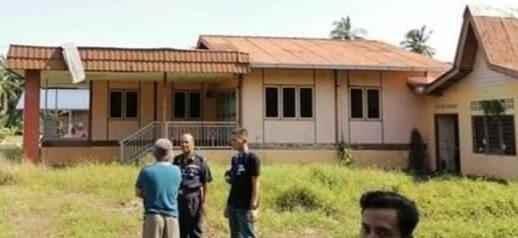Misteri Mayat di Rumah Kosong, Tinggalkan Pesan di Gerbang Masjid