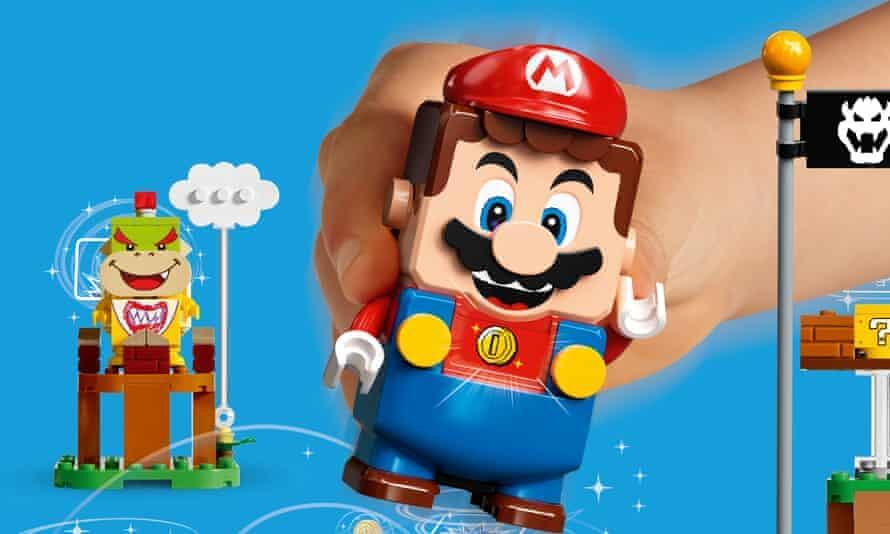 pertama kalinya Mario muncul dalam bentuk Lego Akan Diluncurkan Tahun Ini