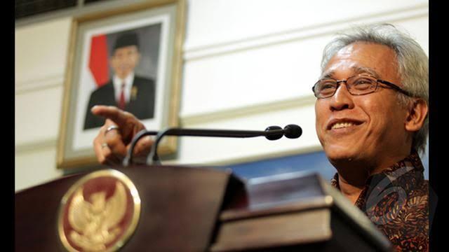 Kirim Dukungan untuk Jokowi - Ma'ruf Amin, Iwan Fals: Yang Kuat Ya Pak...