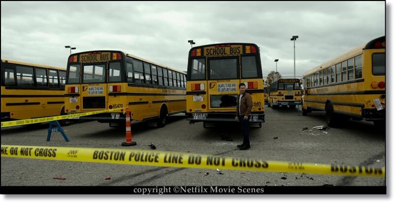 Spenser Confidential (2020), Mengungkap Pelaku Pembunuhan 2 Oknum Polisi Boston