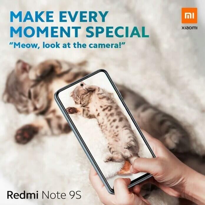 Redmi Note 9S akan hadir di malaysia apa fitur barunya ?