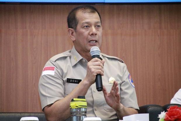 Kepala BNPB: Jangan Ada Lagi Penumpukan Penumpang Transportasi Umum di DKI