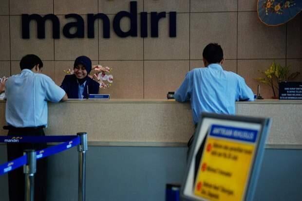 Karyawan Terindikasi Corona, Bank Mandiri Alihkan Operasional Kantor Cabang