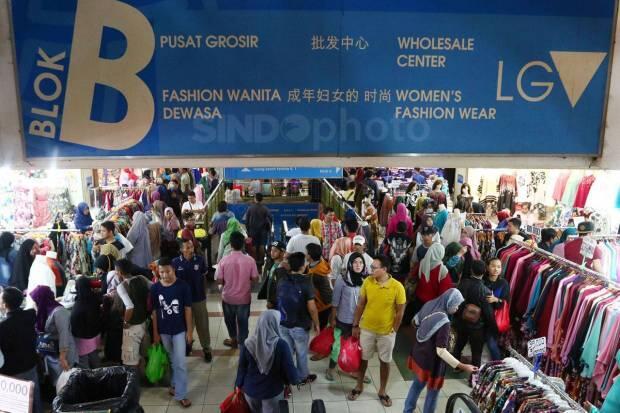 Respons Imbauan Gubernur Soal Corona, PD Pasar Jaya Tutup Sementara Pasar Tanah Abang