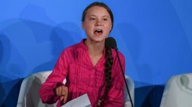 Greta Thunberg Si Peraih Nobel Lingkungan