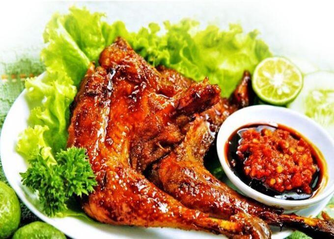 Resep Ayam Bakar Madu Paling Mudah