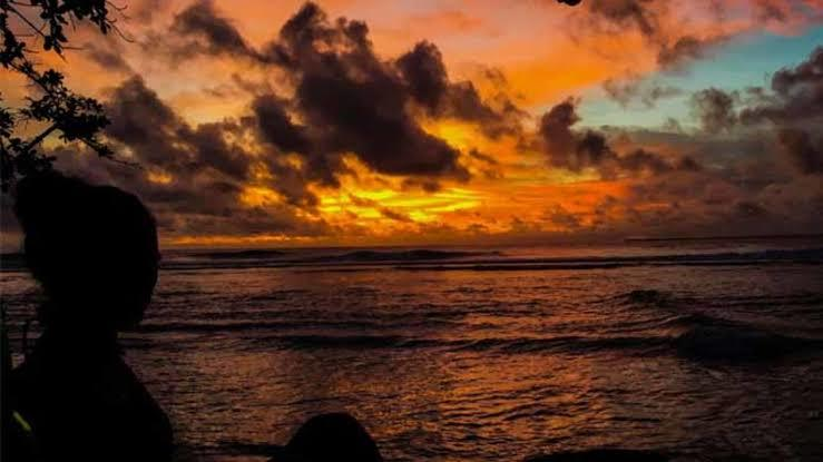 Misteri Kematian Sepasang Calon Pengantin, Diganggu Penunggu Pantai Krui!