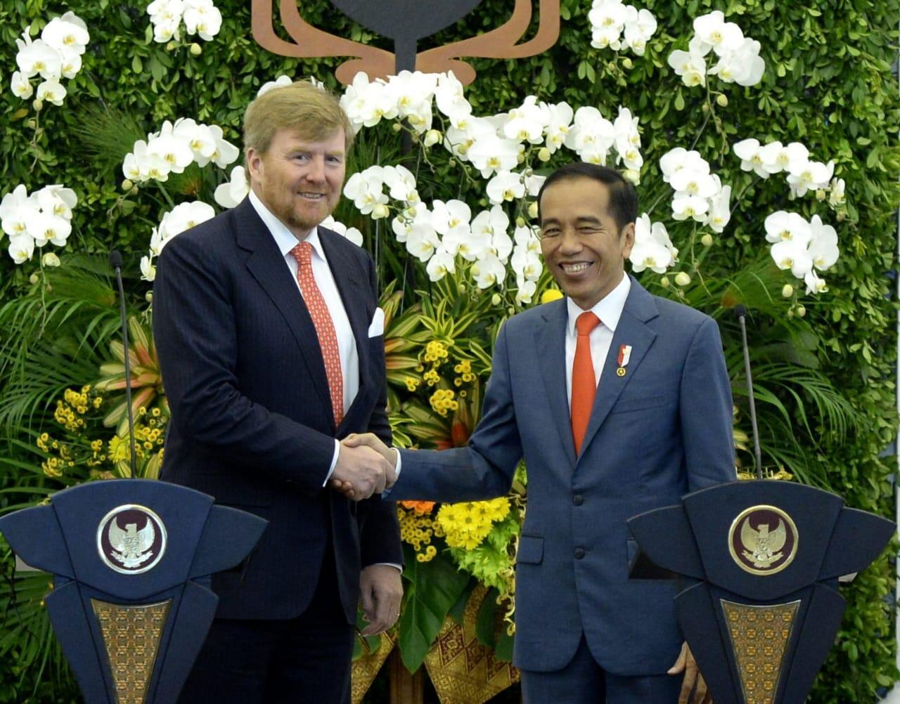 Indonesia Titip Pesan Melalui Raja Belanda Agar Bersikap Adil Terhadap Sawit RI