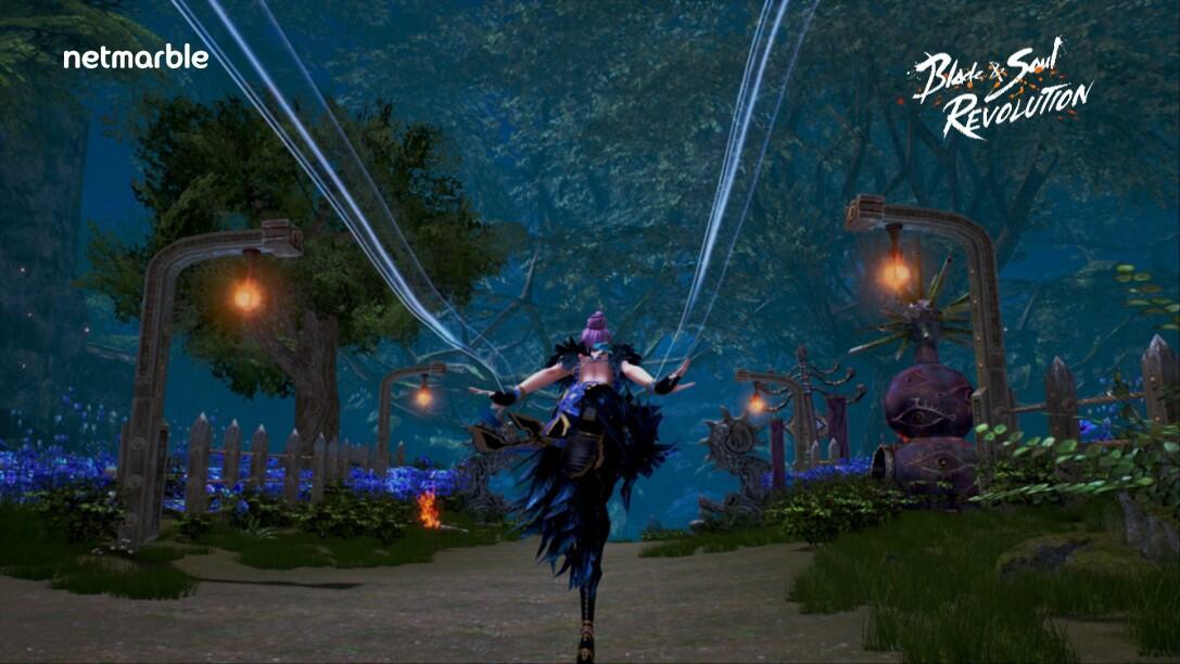 Sensasi MMORPG Terkeren dari NETMARBLE, BLADE & SOUL REVOLUTION, Resmi Dibuka!