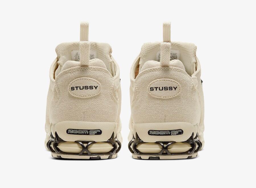 Penampakan Stüssy x Nike Air Zoom Spiridon Caged, Kolaborasi Terbaru dengan Stüssy!