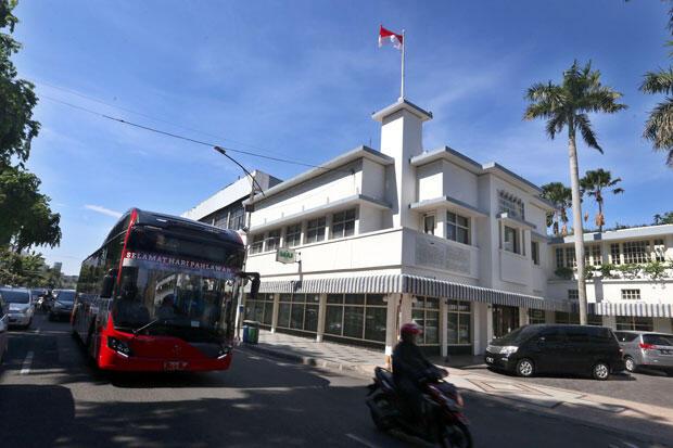 Kenangan Lintas Zaman di Jalan Tunjungan, Kawasan Bisnis Hindia Belanda