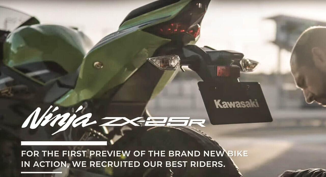 Prediksi Power Kawasaki ZX25R, Buset Kenceng Banget Nih!