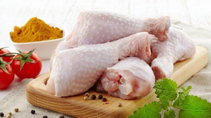 Ciri ciri ayam yang baik dan sehat