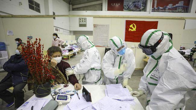 Cara Mencegah Virus Corona Ala China