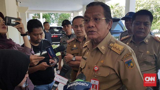 Gubernur Sulteng soal 'Lockdown': Siap Biayai Penduduk?